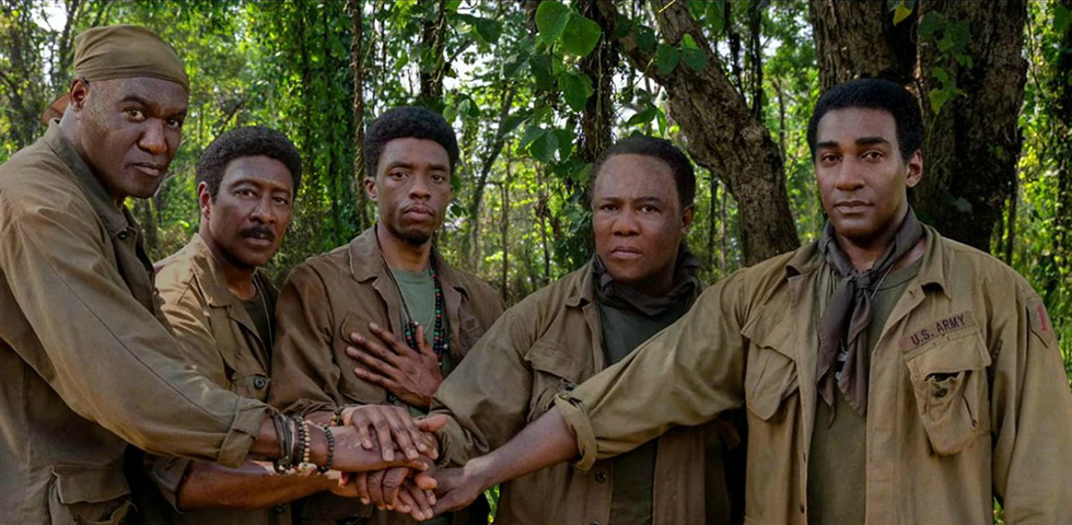 Báo đen Chadwick Boseman - vua Wakanda uy dũng trong lòng người hâm mộ - Ảnh 8.
