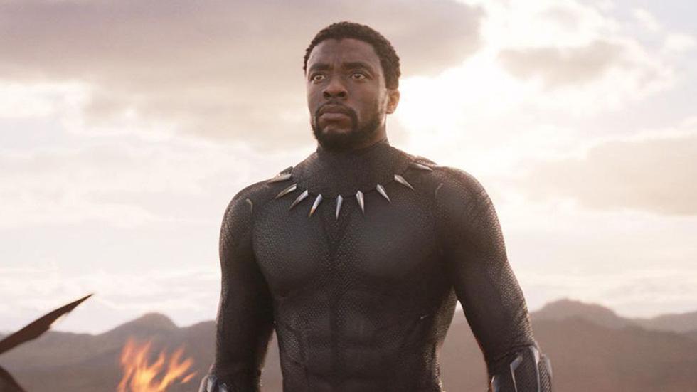 Chiến binh Báo đen - Black Panther Chadwick Boseman qua đời vì ung thư - Ảnh 1.