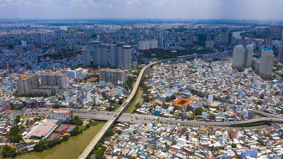 Ngắm hình hài dự án metro số 1 Bến Thành - Suối Tiên sắp hình thành - Ảnh 5.