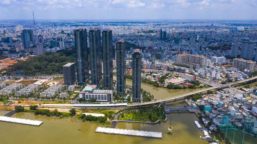 Ngắm hình hài dự án metro số 1 Bến Thành - Suối Tiên sắp hình thành - Ảnh 6.