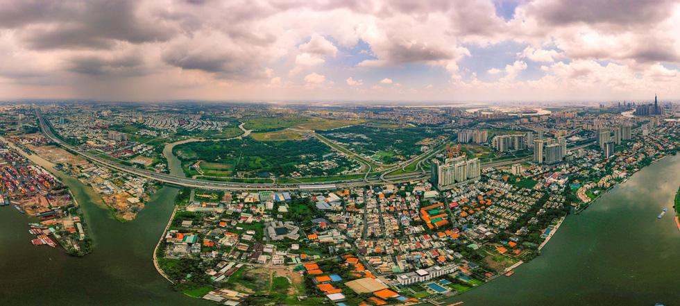 Ngắm hình hài dự án metro số 1 Bến Thành - Suối Tiên sắp hình thành - Ảnh 1.