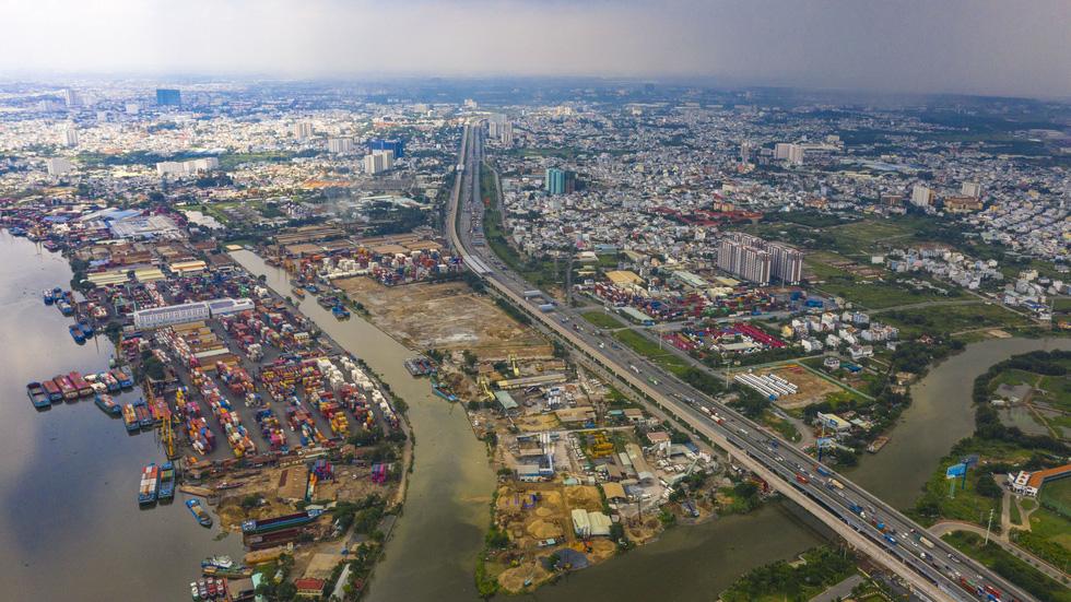 Ngắm hình hài dự án metro số 1 Bến Thành - Suối Tiên sắp hình thành - Ảnh 8.