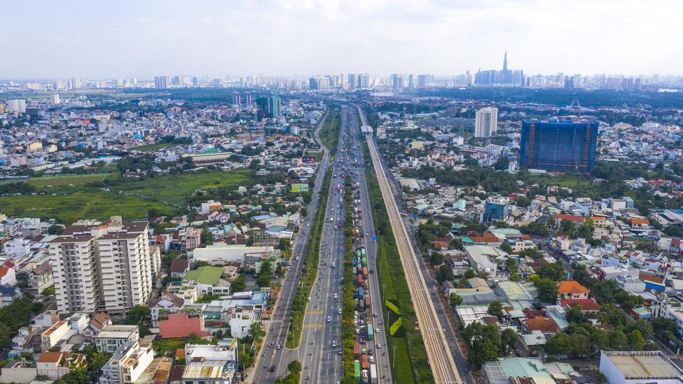 Ngắm hình hài dự án metro số 1 Bến Thành - Suối Tiên sắp hình thành - Ảnh 10.