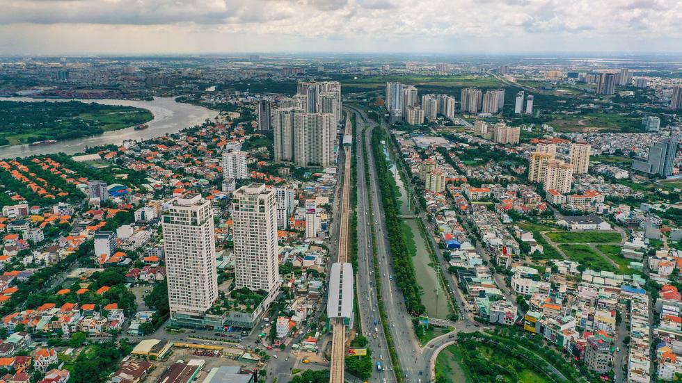Ngắm hình hài dự án metro số 1 Bến Thành - Suối Tiên sắp hình thành - Ảnh 12.