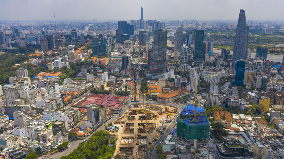 Ngắm hình hài dự án metro số 1 Bến Thành - Suối Tiên sắp hình thành - Ảnh 2.