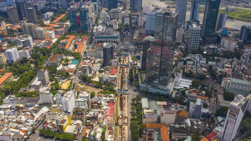 Ngắm hình hài dự án metro số 1 Bến Thành - Suối Tiên sắp hình thành - Ảnh 17.