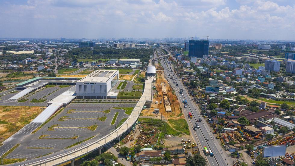 Ngắm hình hài dự án metro số 1 Bến Thành - Suối Tiên sắp hình thành - Ảnh 18.