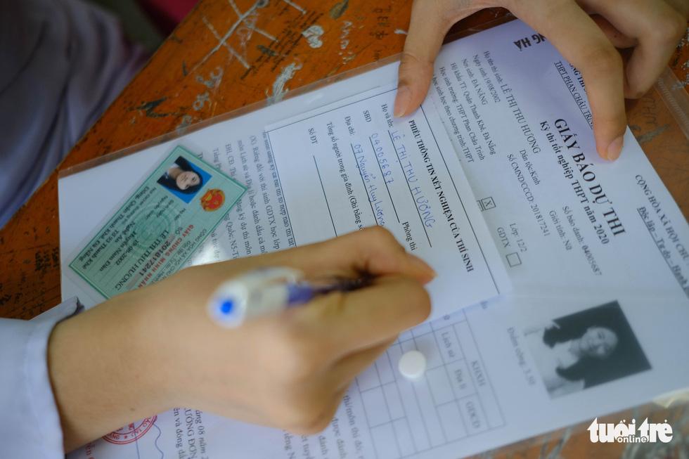 11.000 thí sinh Đà Nẵng đi xét nghiệm COVID-19, chuẩn bị bước vào kỳ thi đặc biệt - Ảnh 5.