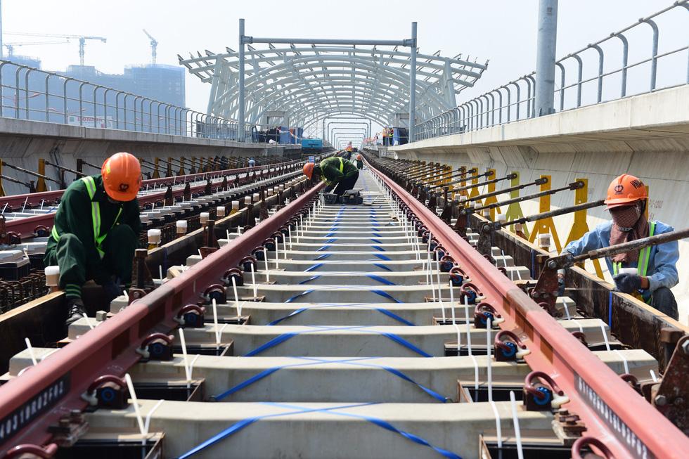 Ngắm hình hài dự án metro số 1 Bến Thành - Suối Tiên sắp hình thành - Ảnh 21.