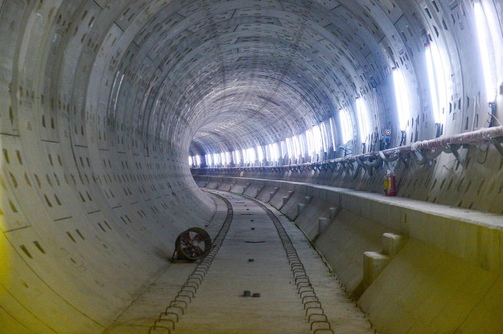 Ngắm hình hài dự án metro số 1 Bến Thành - Suối Tiên sắp hình thành - Ảnh 22.