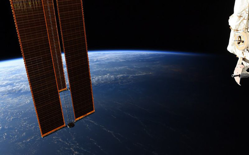 Trái đất tuyệt đẹp chụp từ tàu Crew Dragon trong chuyến bay lịch sử - Ảnh 12.
