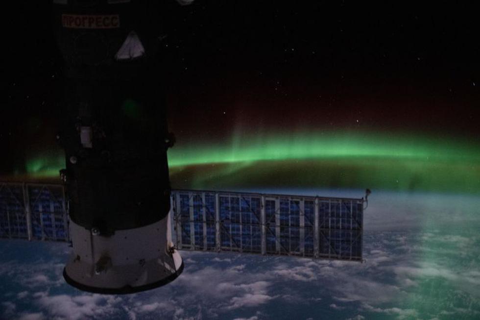 Trái đất tuyệt đẹp chụp từ tàu Crew Dragon trong chuyến bay lịch sử - Ảnh 16.