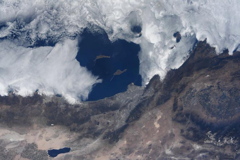 Trái đất tuyệt đẹp chụp từ tàu Crew Dragon trong chuyến bay lịch sử - Ảnh 5.