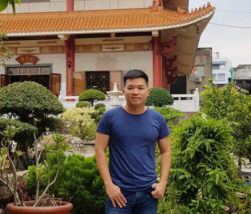 Độc đáo series phim chùa Việt của đạo diễn Pil Nguyễn - Ảnh 1.