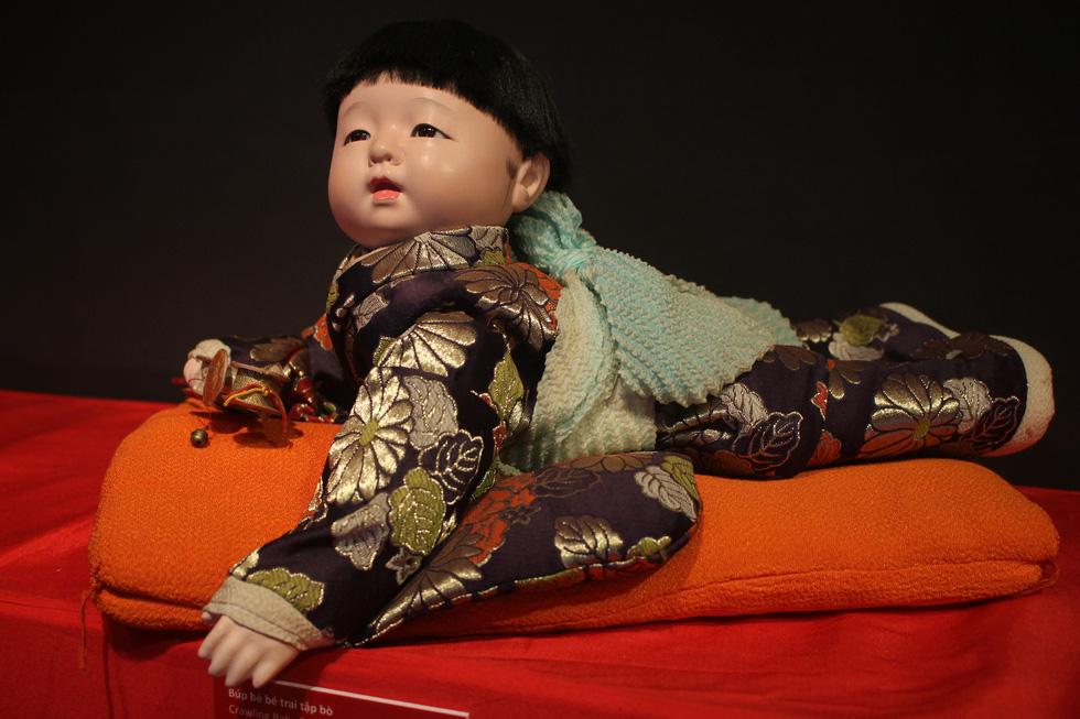Bí ẩn thế giới búp bê truyền thống Nhật Bản - Ảnh 3.