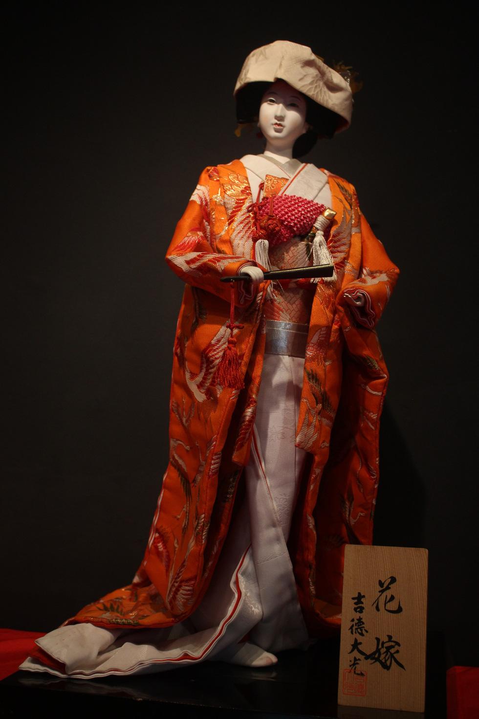 Bí ẩn thế giới búp bê truyền thống Nhật Bản - Ảnh 4.