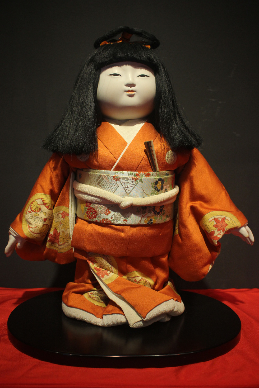 Bí ẩn thế giới búp bê truyền thống Nhật Bản - Ảnh 5.