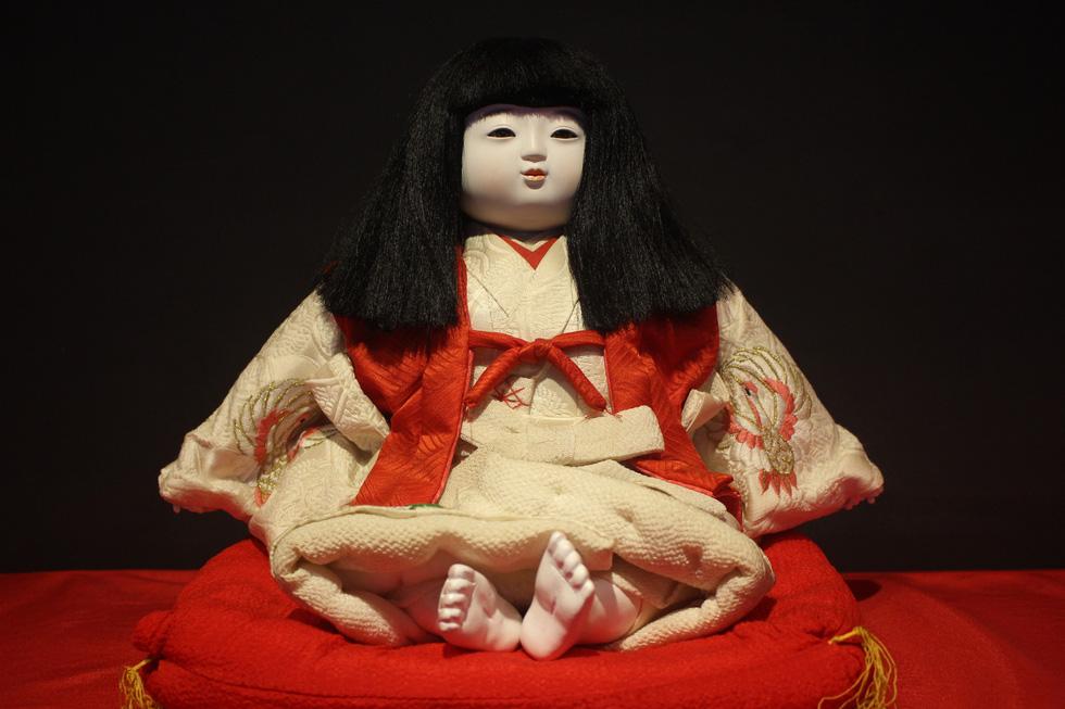Bí ẩn thế giới búp bê truyền thống Nhật Bản - Ảnh 6.