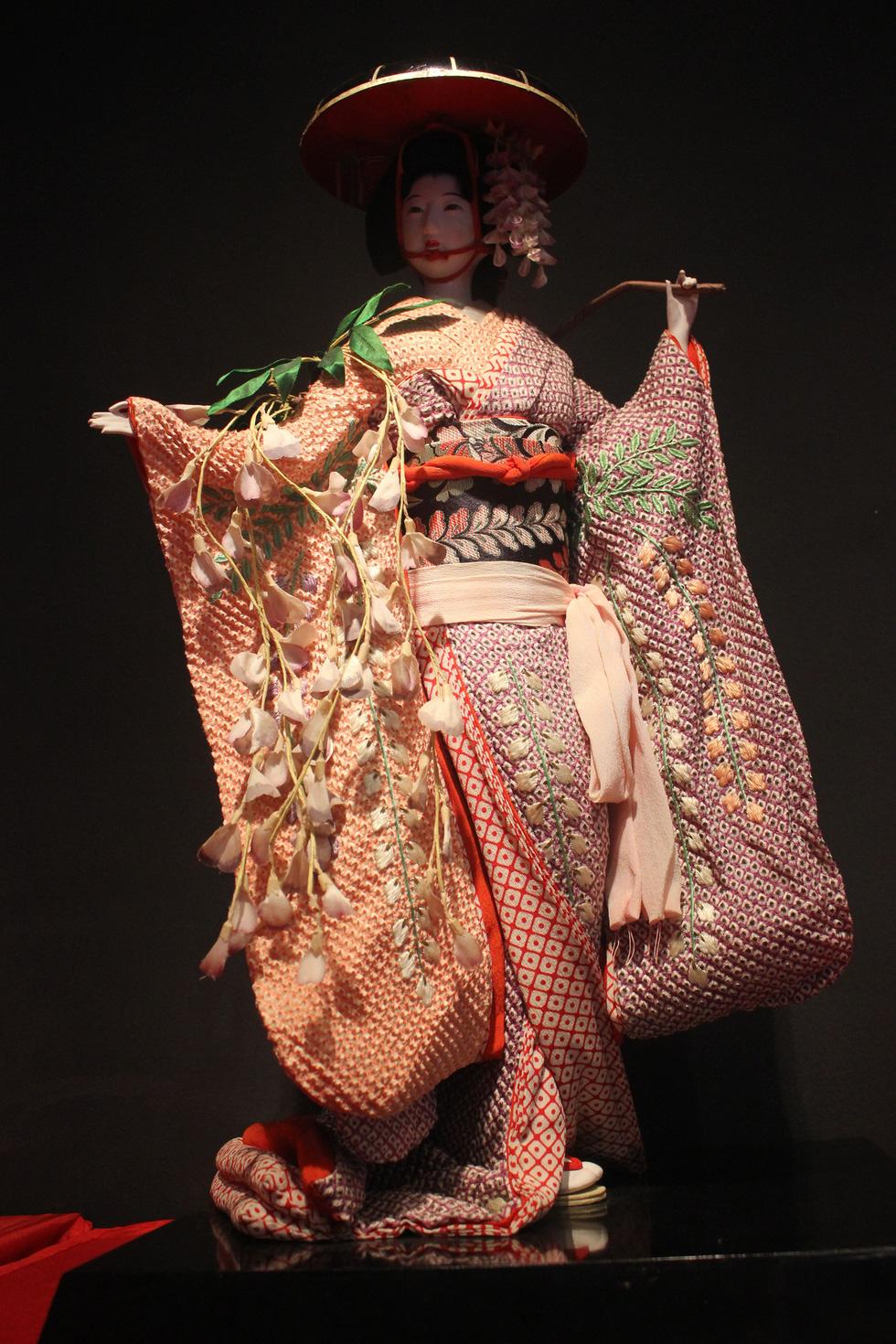Bí ẩn thế giới búp bê truyền thống Nhật Bản - Ảnh 7.