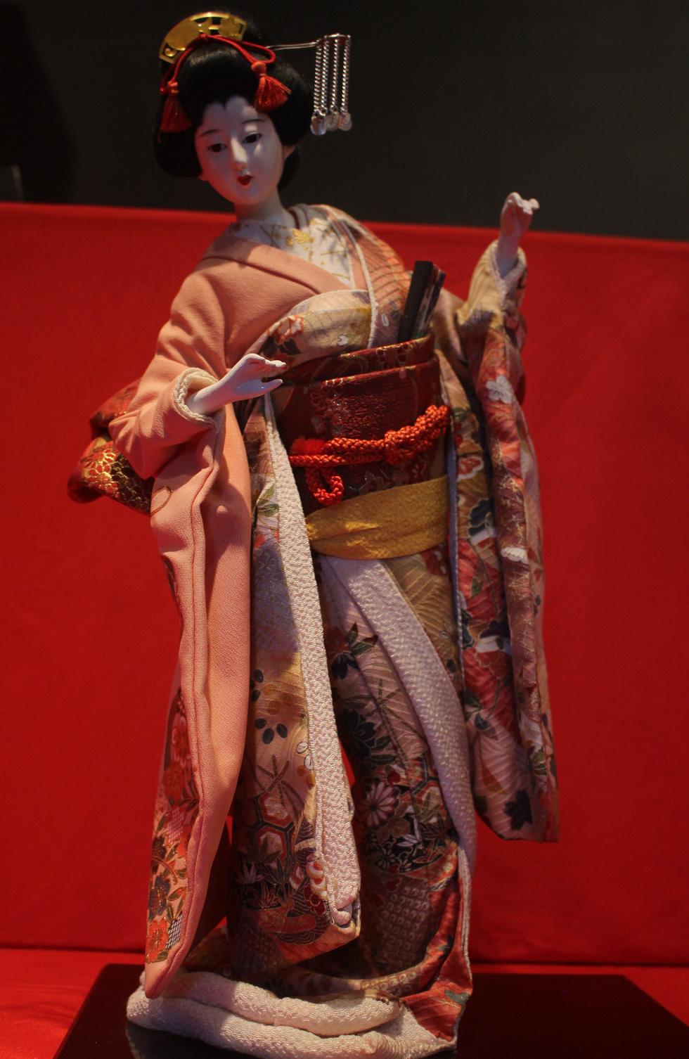 Bí ẩn thế giới búp bê truyền thống Nhật Bản - Ảnh 8.