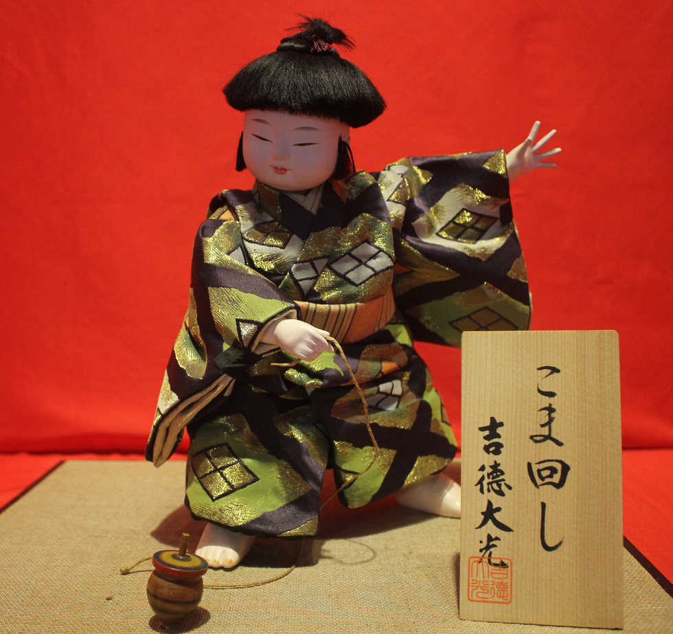 Bí ẩn thế giới búp bê truyền thống Nhật Bản - Ảnh 10.