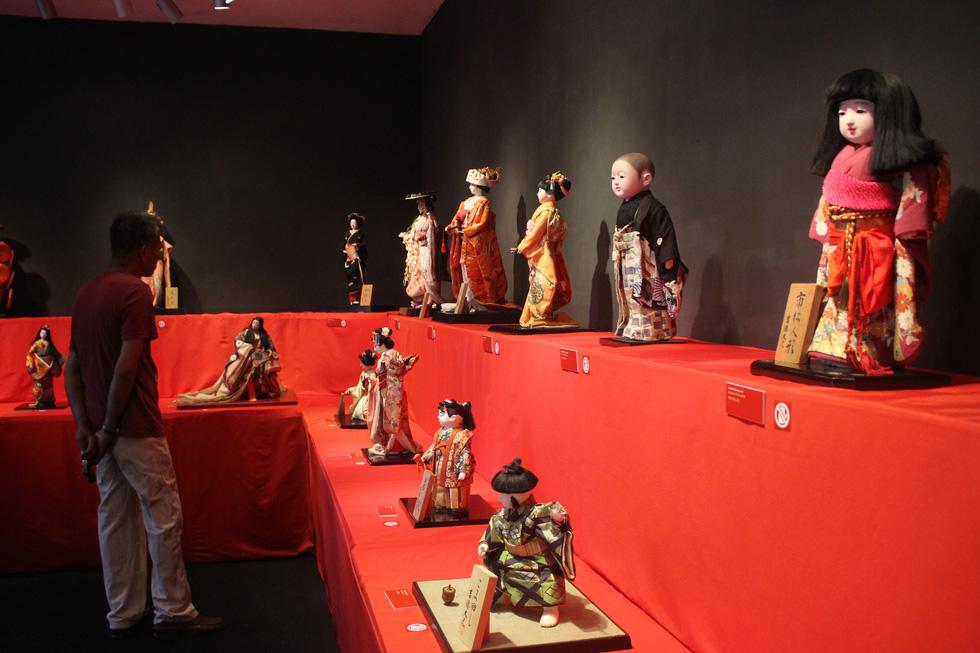 Bí ẩn thế giới búp bê truyền thống Nhật Bản - Ảnh 2.