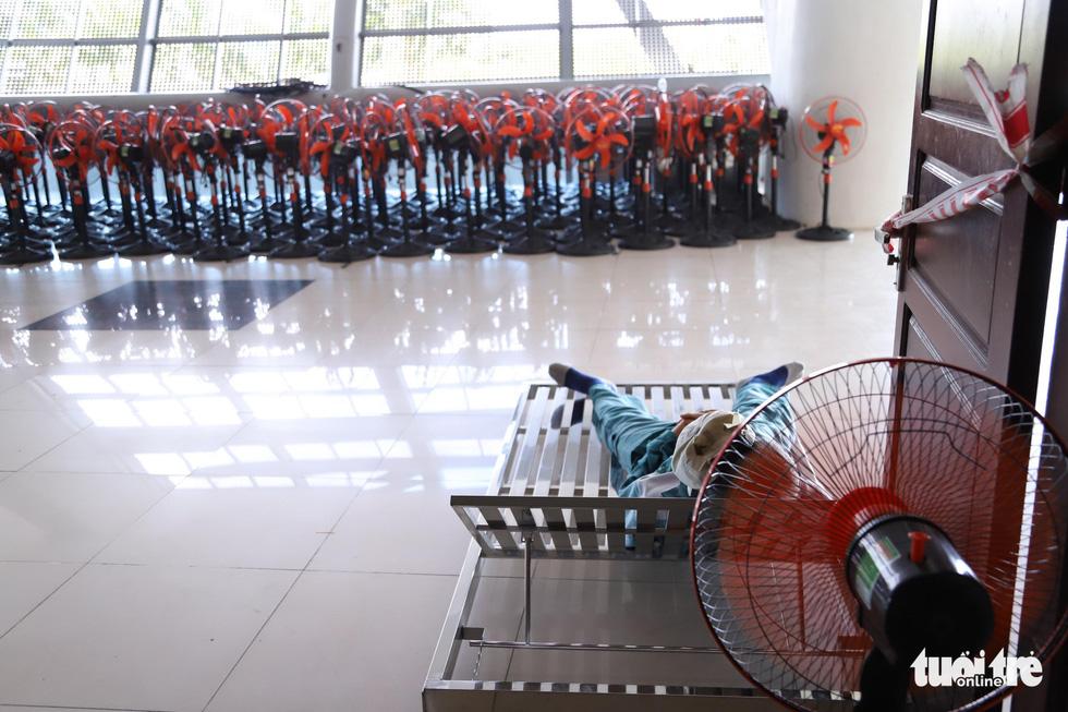 Cận cảnh bệnh viện dã chiến tại Đà Nẵng trước giờ bàn giao - Ảnh 9.