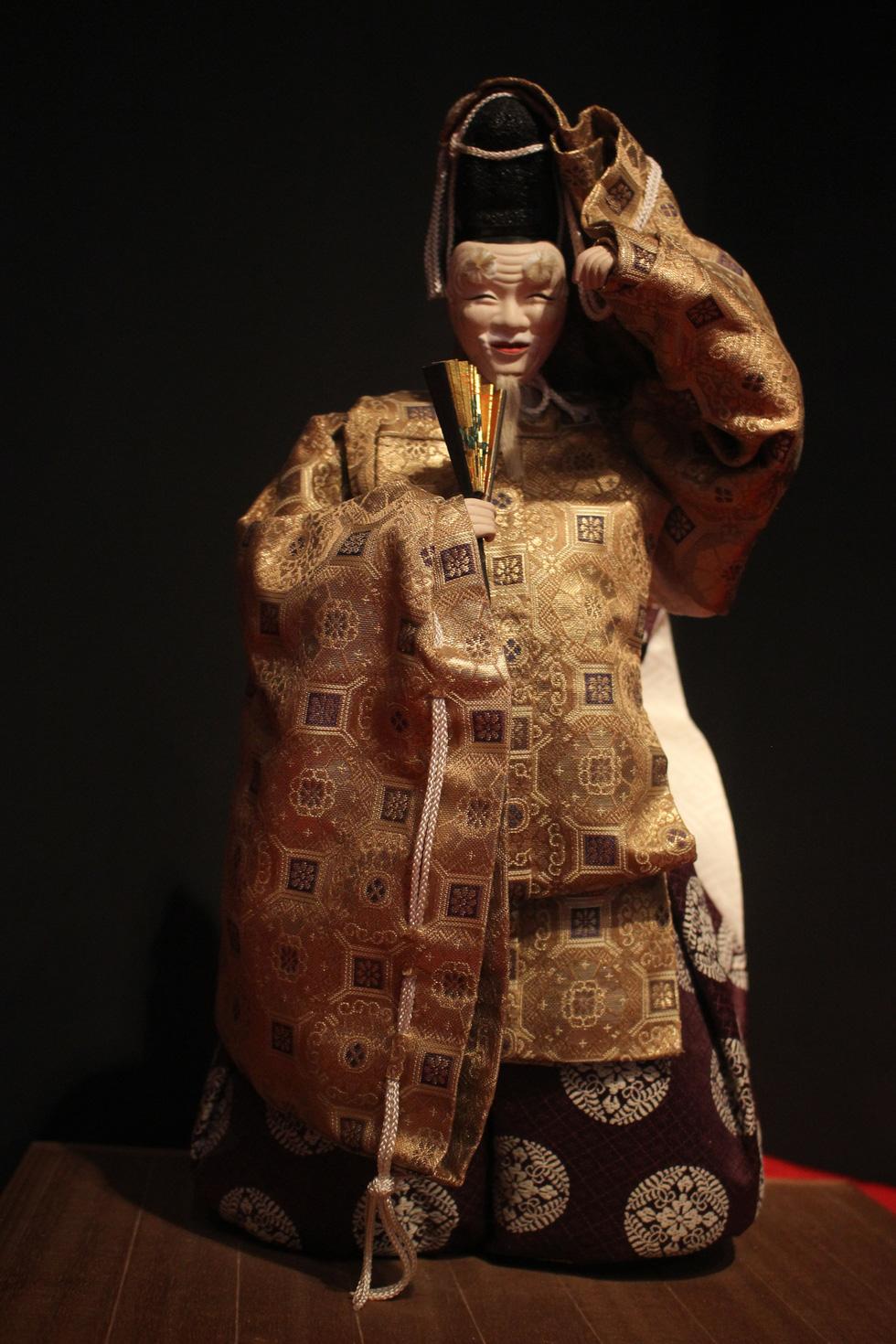 Bí ẩn thế giới búp bê truyền thống Nhật Bản - Ảnh 11.