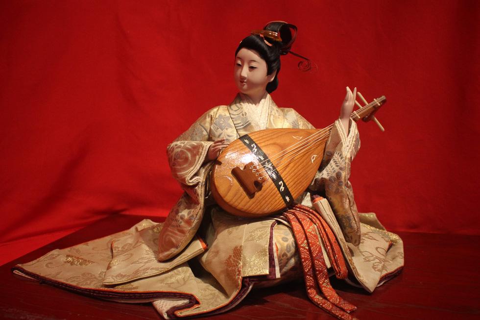 Bí ẩn thế giới búp bê truyền thống Nhật Bản - Ảnh 12.