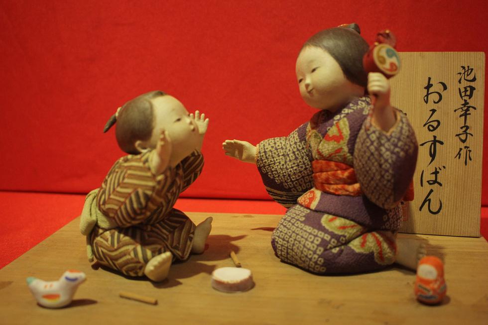 Bí ẩn thế giới búp bê truyền thống Nhật Bản - Ảnh 13.