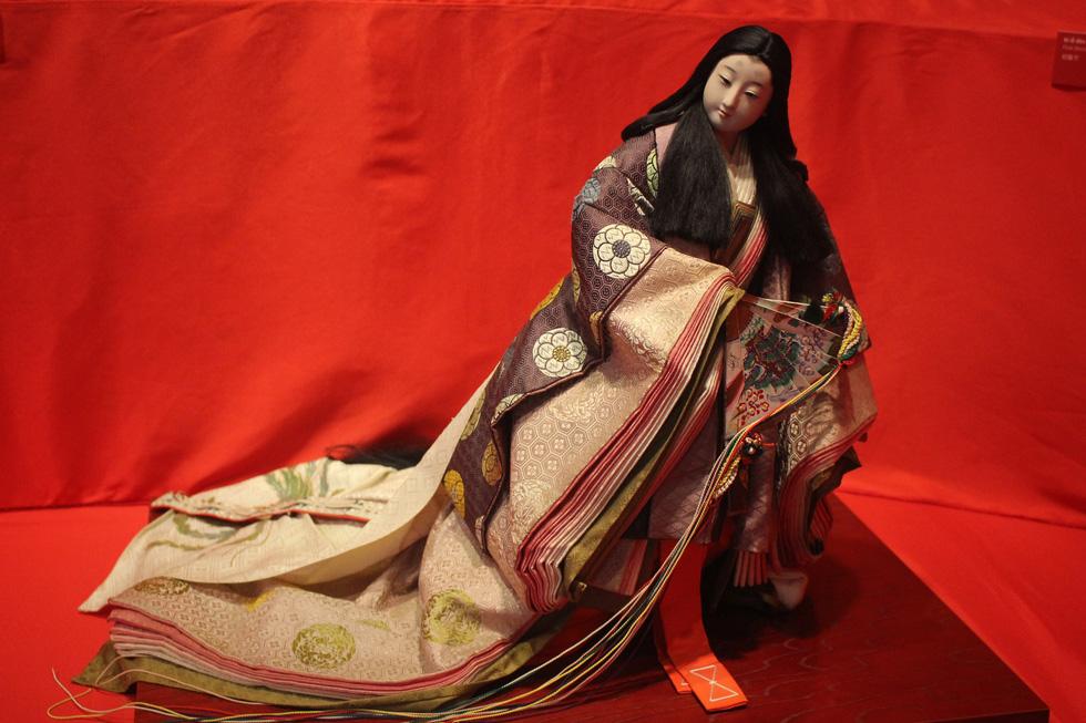 Bí ẩn thế giới búp bê truyền thống Nhật Bản - Ảnh 14.