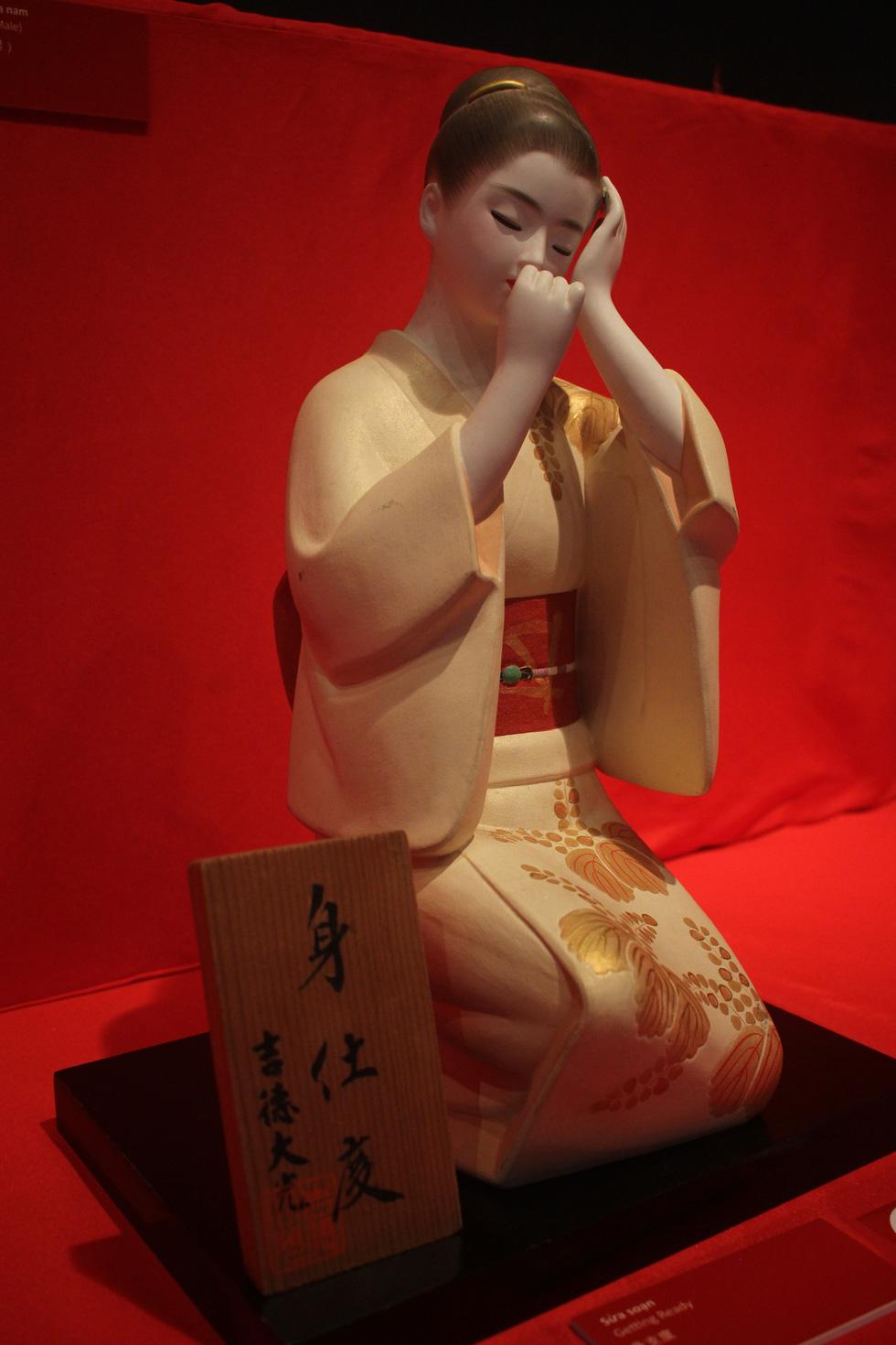 Bí ẩn thế giới búp bê truyền thống Nhật Bản - Ảnh 15.