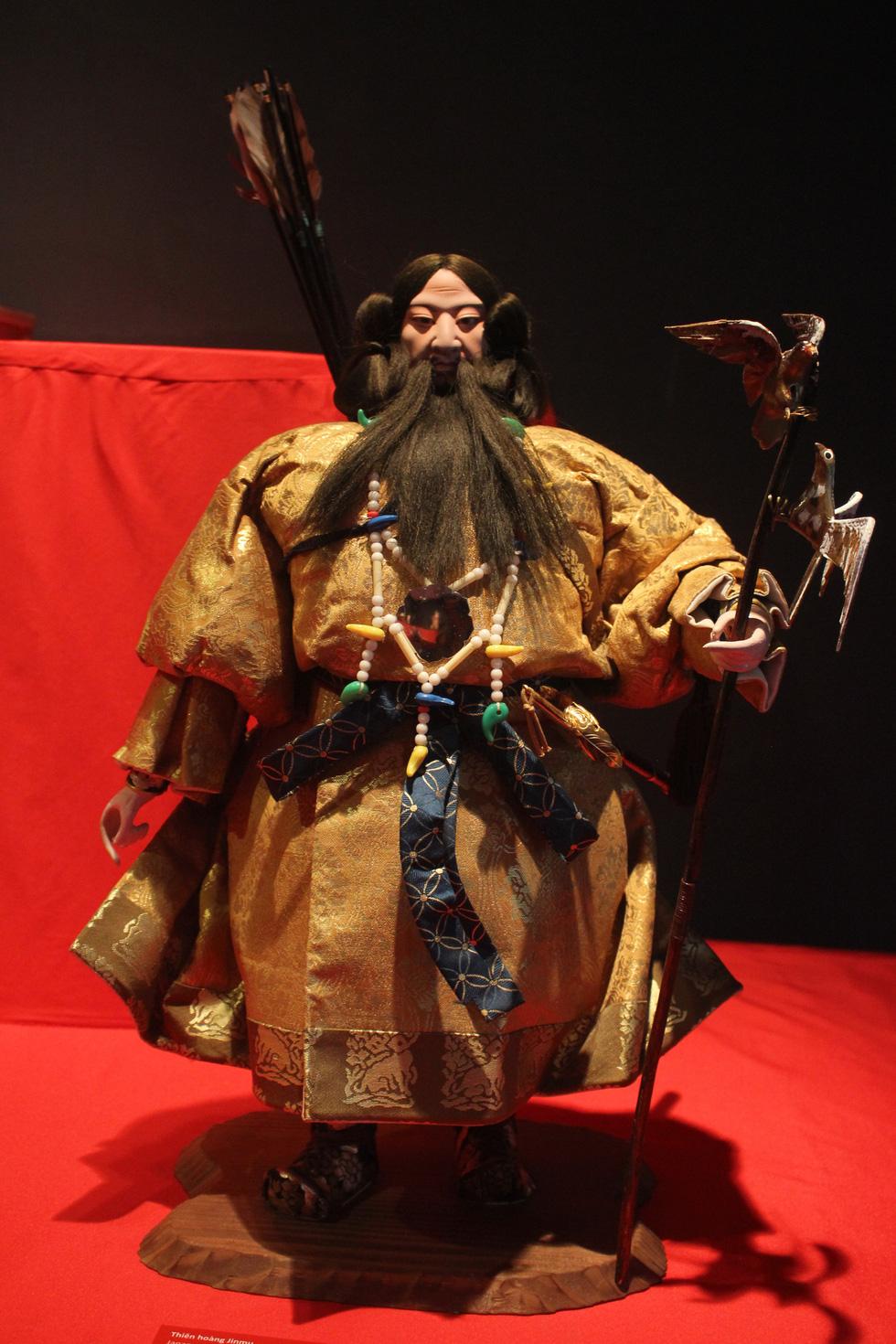 Bí ẩn thế giới búp bê truyền thống Nhật Bản - Ảnh 16.