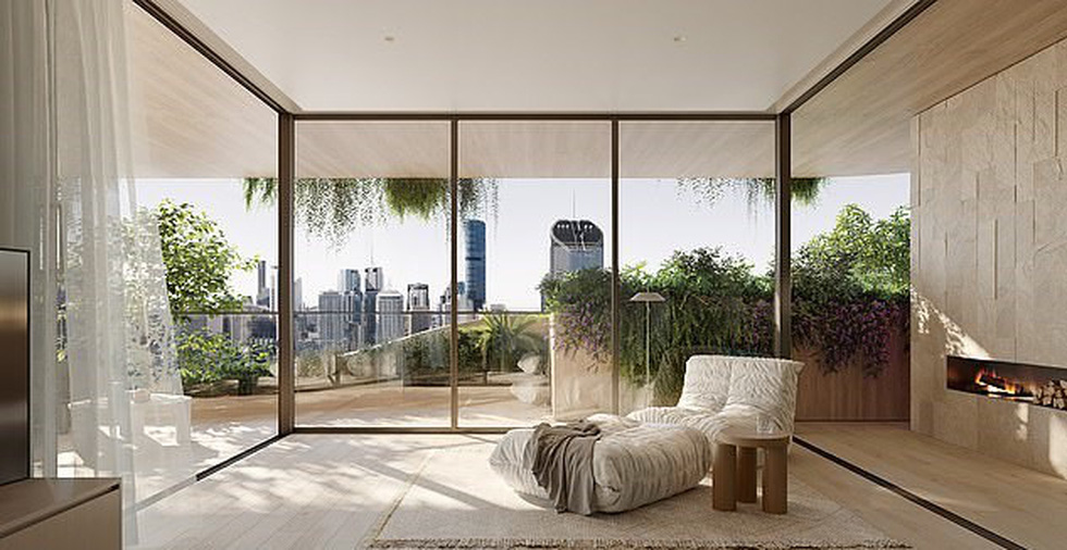 Xây chung cư cho hơn 20.000 cây xanh - Ảnh 2.