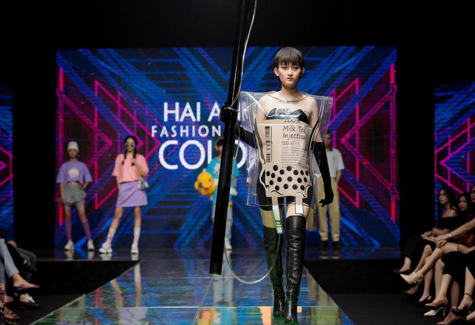 Choáng ngợp trước show diễn thời trang đồng phục lớp đầu tiên tại Việt Nam - Ảnh 9.