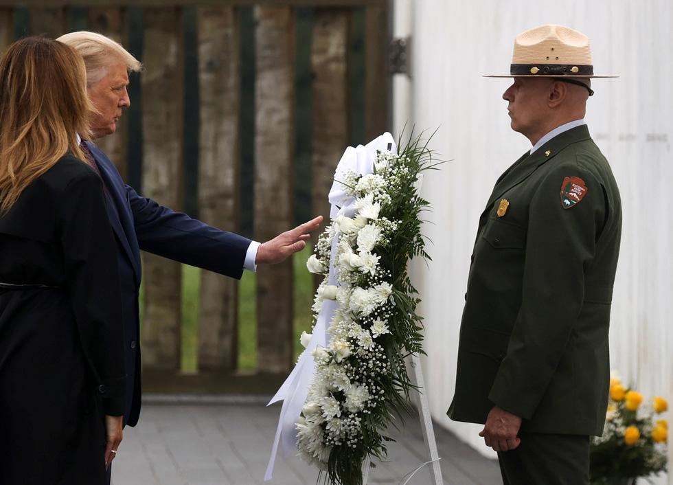 Mỹ tưởng niệm gần 3.000 nạn nhân tử vong do khủng bố ngày 11-9 - Ảnh 3.