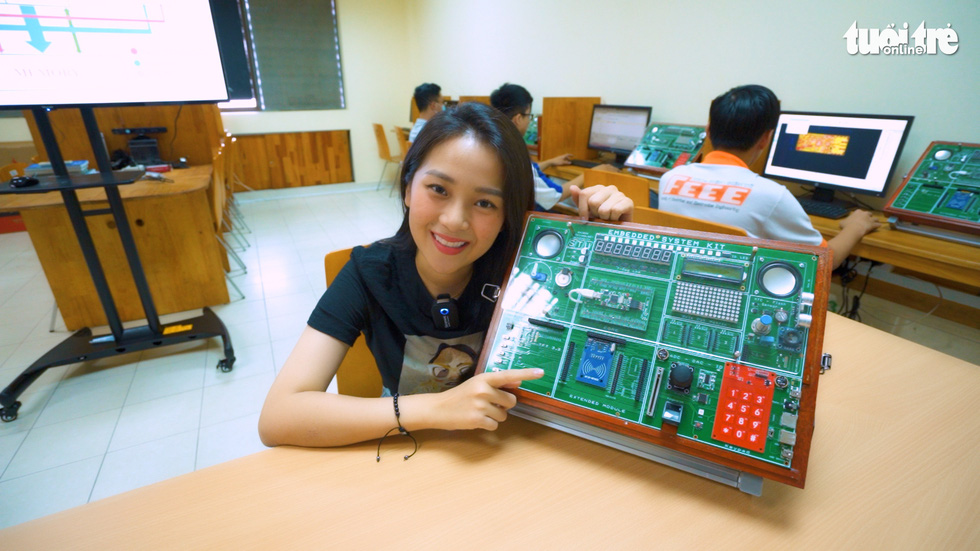 19h hôm nay Trường ĐH Công nghệ Sài Gòn lên sóng Khám phá trường học - Ảnh 3.