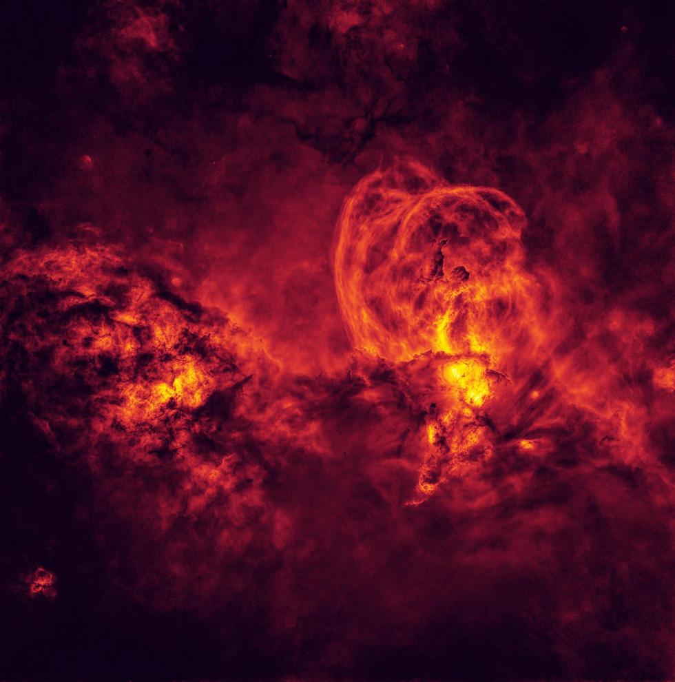 Ảnh vũ trụ tuyệt đẹp thắng giải thiên văn năm 2020 - Ảnh 9.