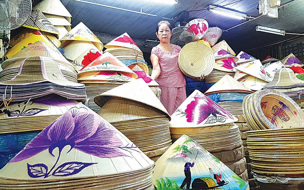 Thăng trầm chiếc nón Việt - Ảnh 2.