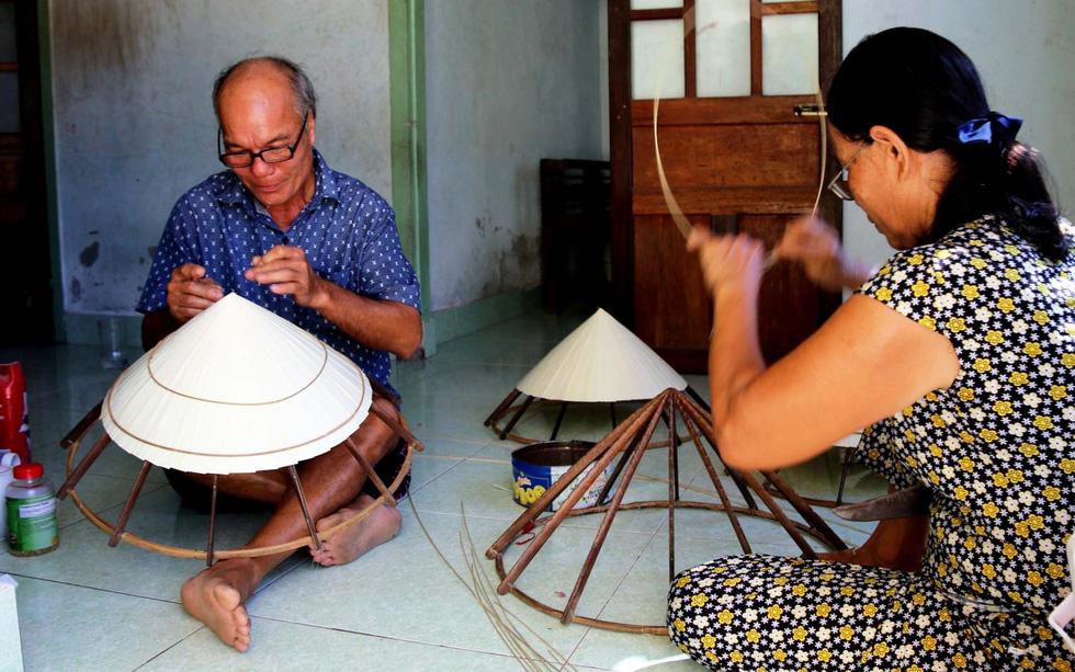 Thăng trầm chiếc nón Việt - Ảnh 9.
