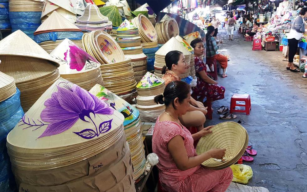 Thăng trầm chiếc nón Việt - Ảnh 5.