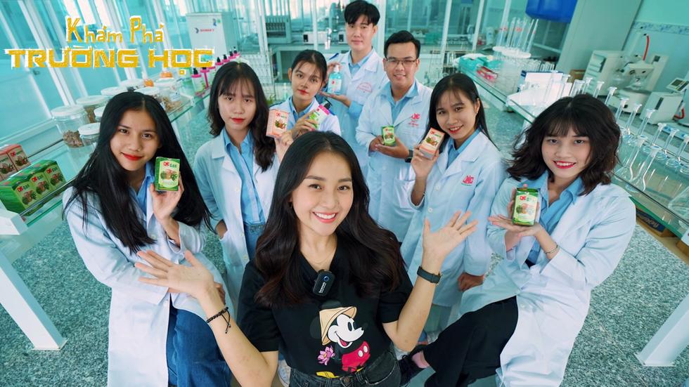 19h tối nay, ĐH Nam Cần Thơ lên sóng Khám phá trường học - Ảnh 1.
