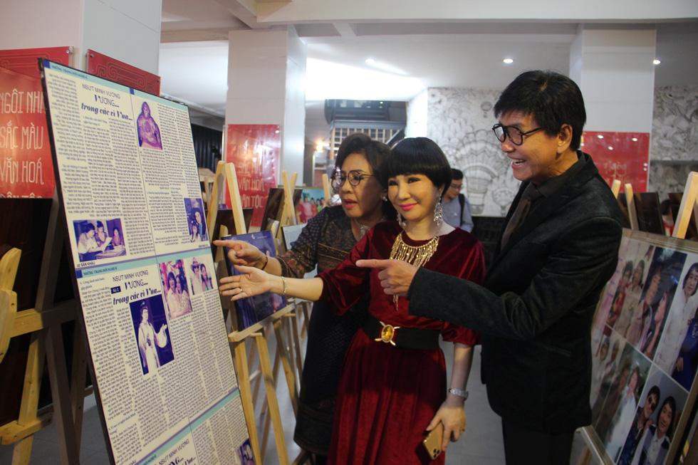NSND Minh Vương triển lãm ảnh đời nghệ sĩ của mình - Ảnh 5.