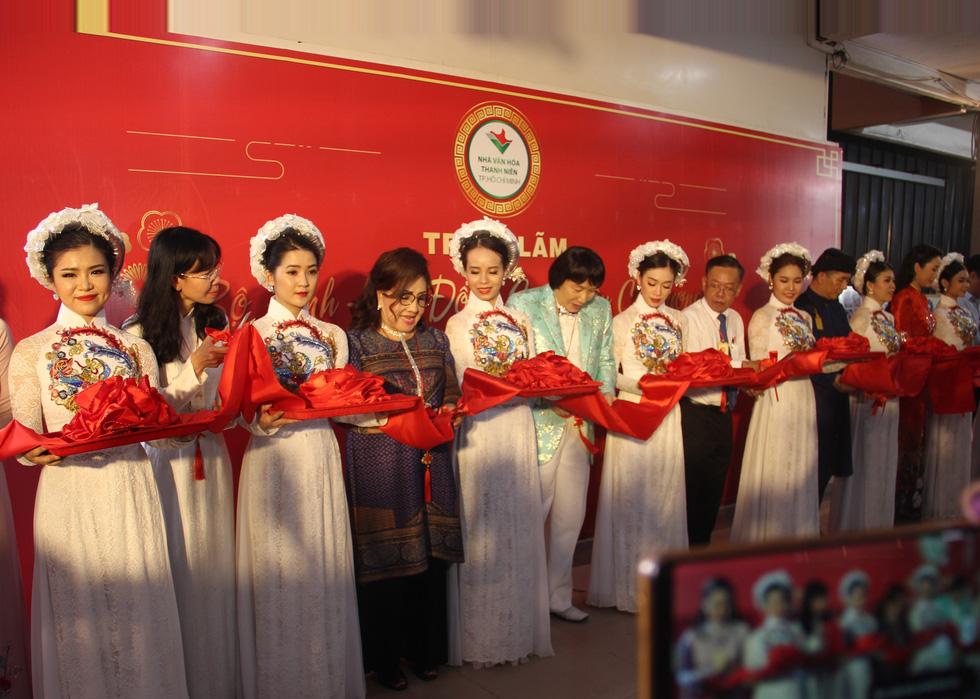 NSND Minh Vương triển lãm ảnh đời nghệ sĩ của mình - Ảnh 3.