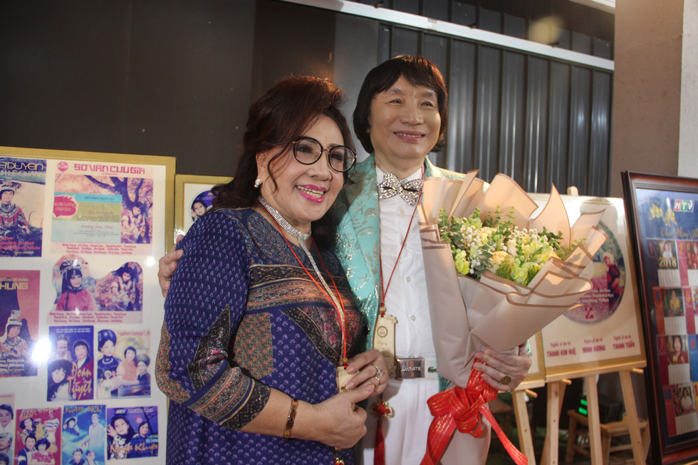 NSND Minh Vương triển lãm ảnh đời nghệ sĩ của mình - Ảnh 2.