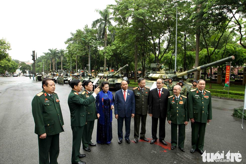 Những hình ảnh khó quên tại Đại hội Đại biểu Đảng bộ Quân đội - Ảnh 12.