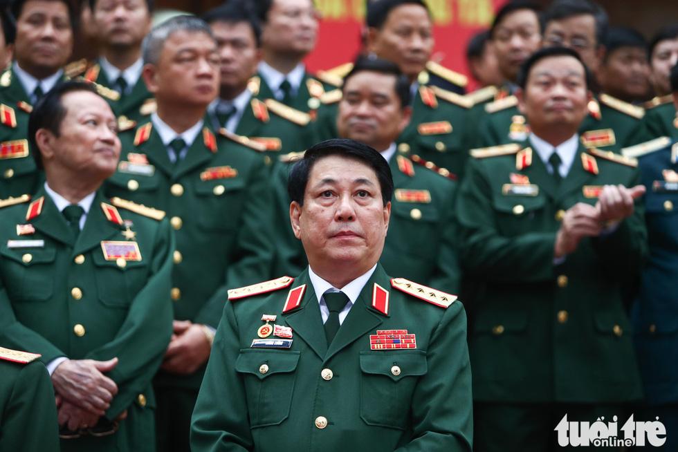 Những hình ảnh khó quên tại Đại hội Đại biểu Đảng bộ Quân đội - Ảnh 8.