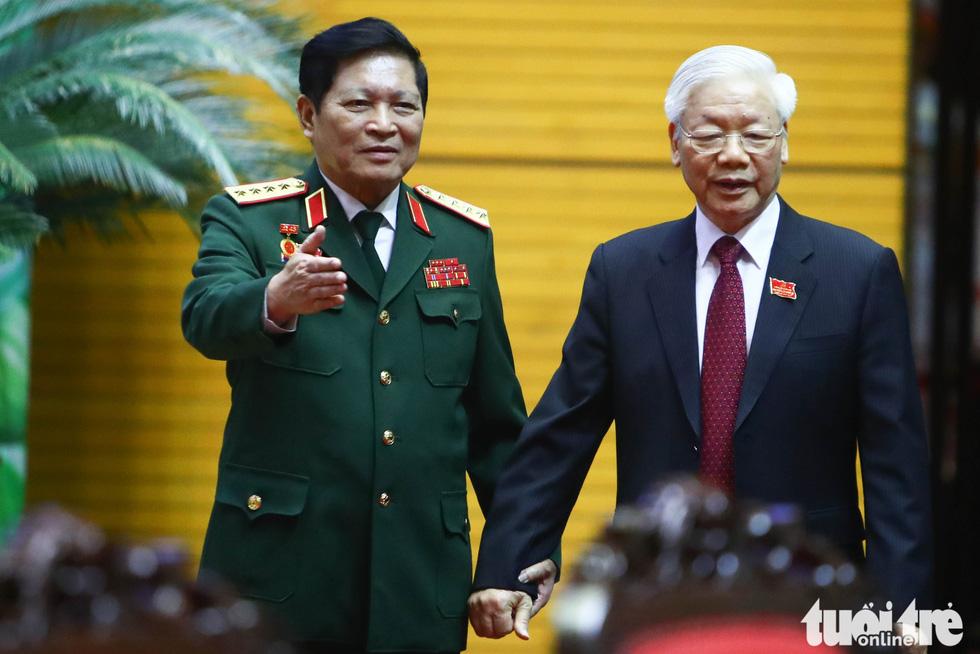 Những hình ảnh khó quên tại Đại hội Đại biểu Đảng bộ Quân đội - Ảnh 16.