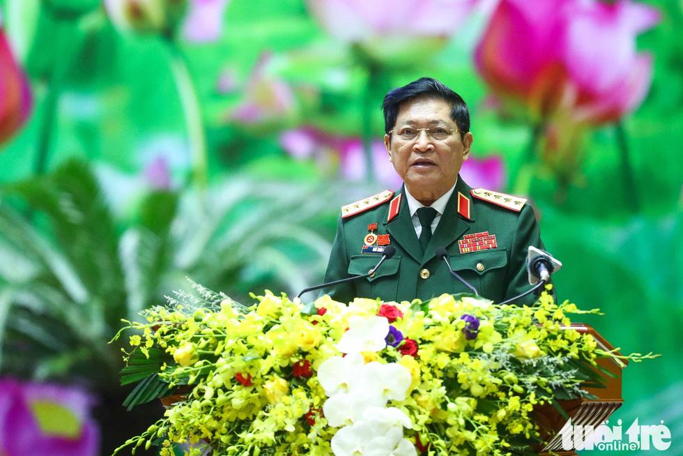 Những hình ảnh khó quên tại Đại hội Đại biểu Đảng bộ Quân đội - Ảnh 17.