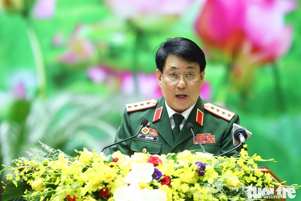 Những hình ảnh khó quên tại Đại hội Đại biểu Đảng bộ Quân đội - Ảnh 18.